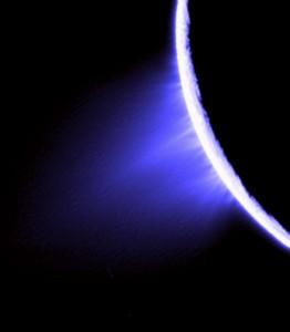 Enceladus gejsrar