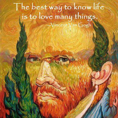 Van Gogh-bild